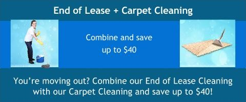 End of Lease Packages Save up to $40