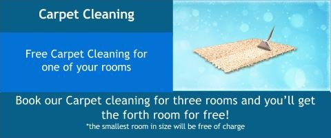 Carpet Cleaning ONLY for $115